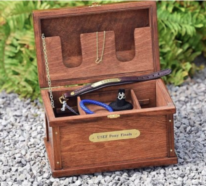 jewelry box tack trunk