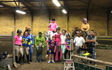 Mechlin Farm Halloween Costume Contest