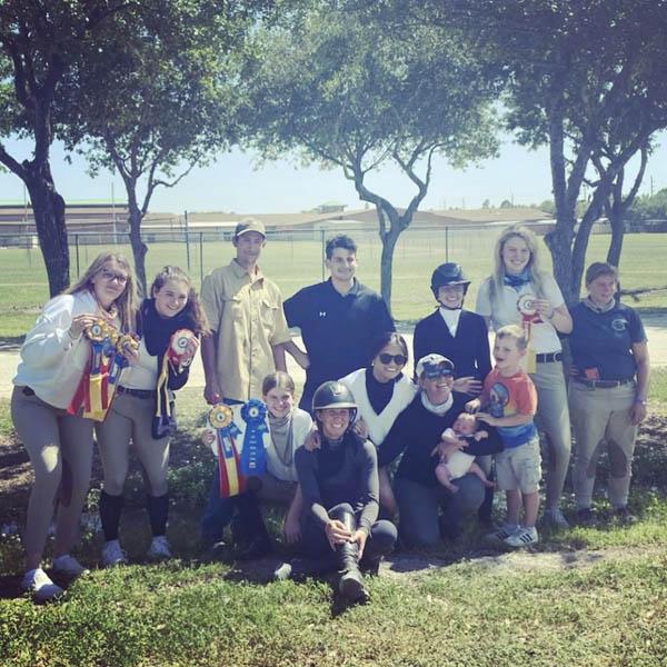 Mechlin Farm team.